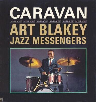 "Art Blakey & The Jazz Messengers ""Caravan"""