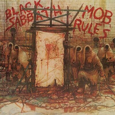 "BLACK SABBATH ""MOB RULES"" *RSD 2021*"
