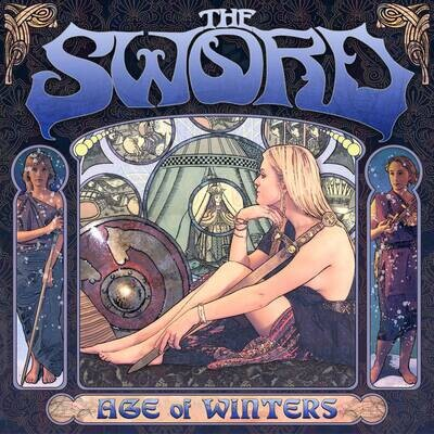 """THE SWORD """"AGE OF WINTERS"""" *RSD 2021*"""