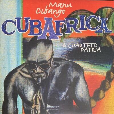 "MANU DIBANGO & CUARTETO PATRIA ""CUBAFRICA"" *RSD 2021*"
