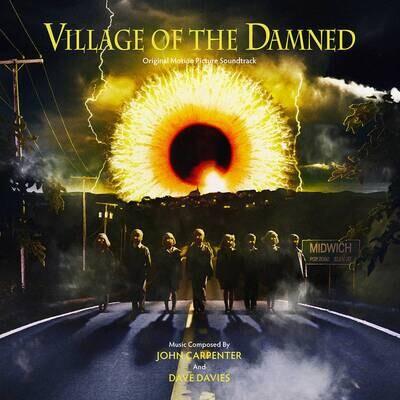 """JOHN CARPENTER """"VILLAGE OF THE DAMNED"""" O.S.T. *RSD 2021*"""