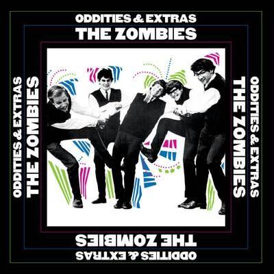 """THE ZOMBIES """"ODDITIES & EXTRAS"""" *RSD 2021*"""