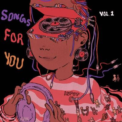 """VARIOUS """"SONGS FOR YOU VOL.1"""" *RSD 2021*"""