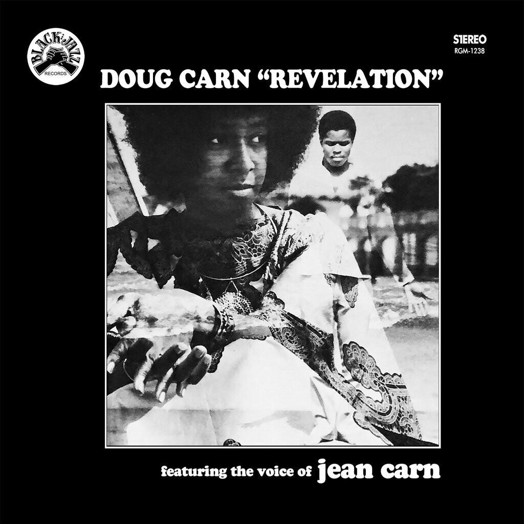 """Doug Carn """"Revelation"""" *Newly Remastered*"""