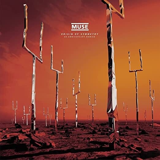 "Muse ""Origin Of Symmetry"" XX Anniversary Remixx"
