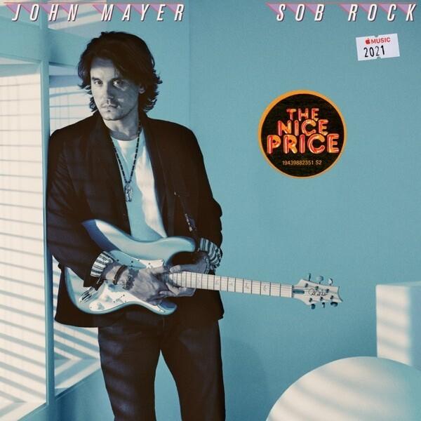 "John Mayer ""Sob Rock"""