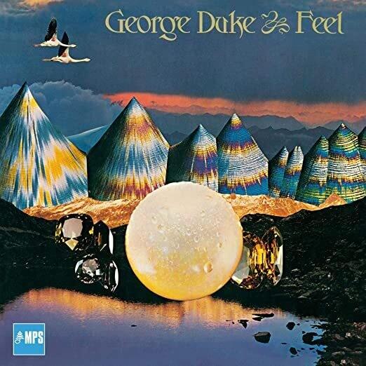 """George Duke """"Feel"""""""