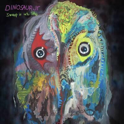 "Dinosaur Jr ""Sweep It Into Space"" *Purple Ripple Vinyl*"
