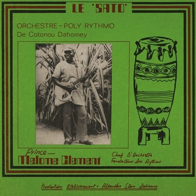 "Orchestre Poly-Rythmo De Cotonou Dahomey ""Le Soto"""