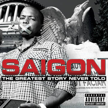 "Saigon ""The Greatest Story Never Told"" *RSD 2021*"