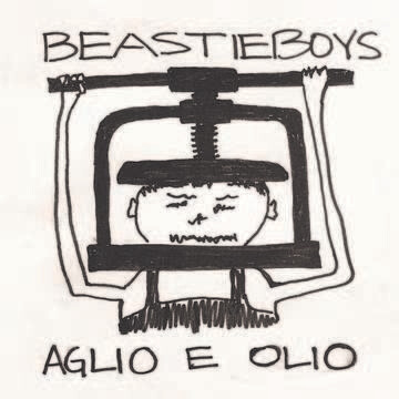 """Beastie Boys """"Aglio E Olio"""" *RSD 2021*"""