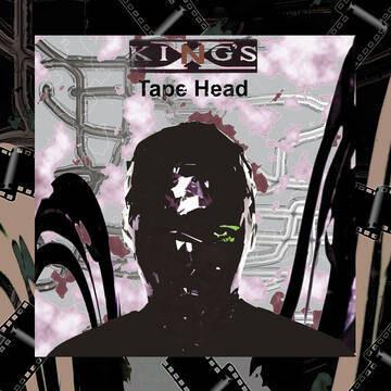 """King's X """"Tape Head"""" {ltd. ed. 2,000} (pink vinyl!) *RSD 2021*"""