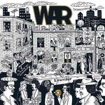 "War ""War's 50th Anniversary"" Box Set *RSD 2021*"