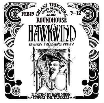 """Hawkwind """"Greasy Truckers Party"""" *RSD 2021*"""
