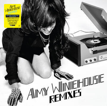 "Amy Winehouse ""Remixes"" *RSD 2021*"