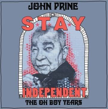 """John Prine """"Stay Independent: The Oh Boy Years"""" *RSD 2021*"""