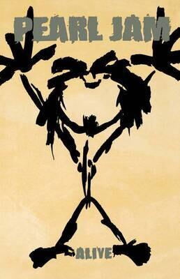 """Pearl Jam """"Alive"""" *TAPE* {ltd. ed. 6,300} *RSD 2021*"""