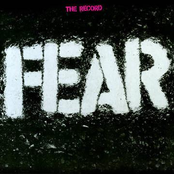 "Fear ""The Record"" *RSD 2021*"