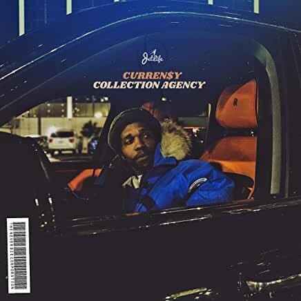 """Curren$y """"Collection Agency"""""""