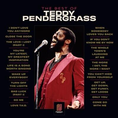 "Teddy Pendergrass ""The Best Of..."""