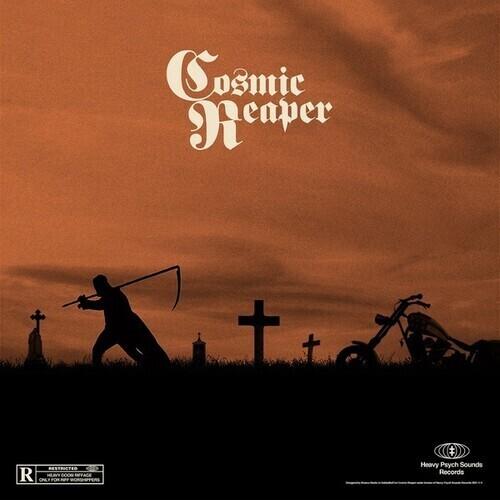 """Cosmic Reaper """"Cosmic Reaper"""""""