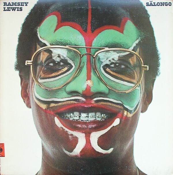 "Ramsey Lewis ""Salongo"" VG+ 1976"