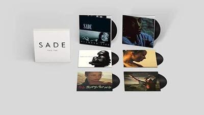 "Sade ""This Far: Six Studio Albums 1984-2010"" {6xLPs!}"