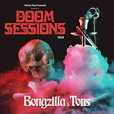 """Bongzilla & Tons """"Doom Sessions Vol. 4"""""""
