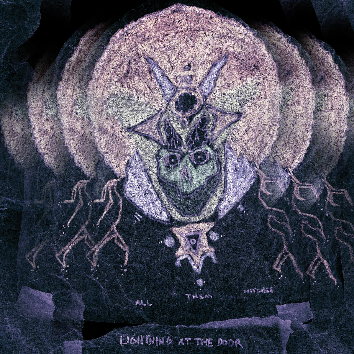 """All Them Witches """"Lightning At The Door"""""""