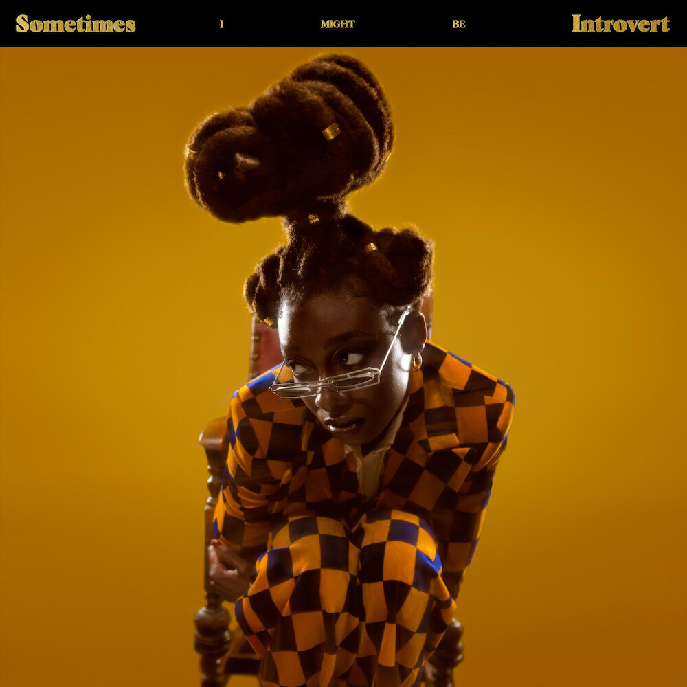 """Little Simz """"Sometimes I Might Be Introvert"""" *Exclusive Red/Yellow Vinyl!*"""