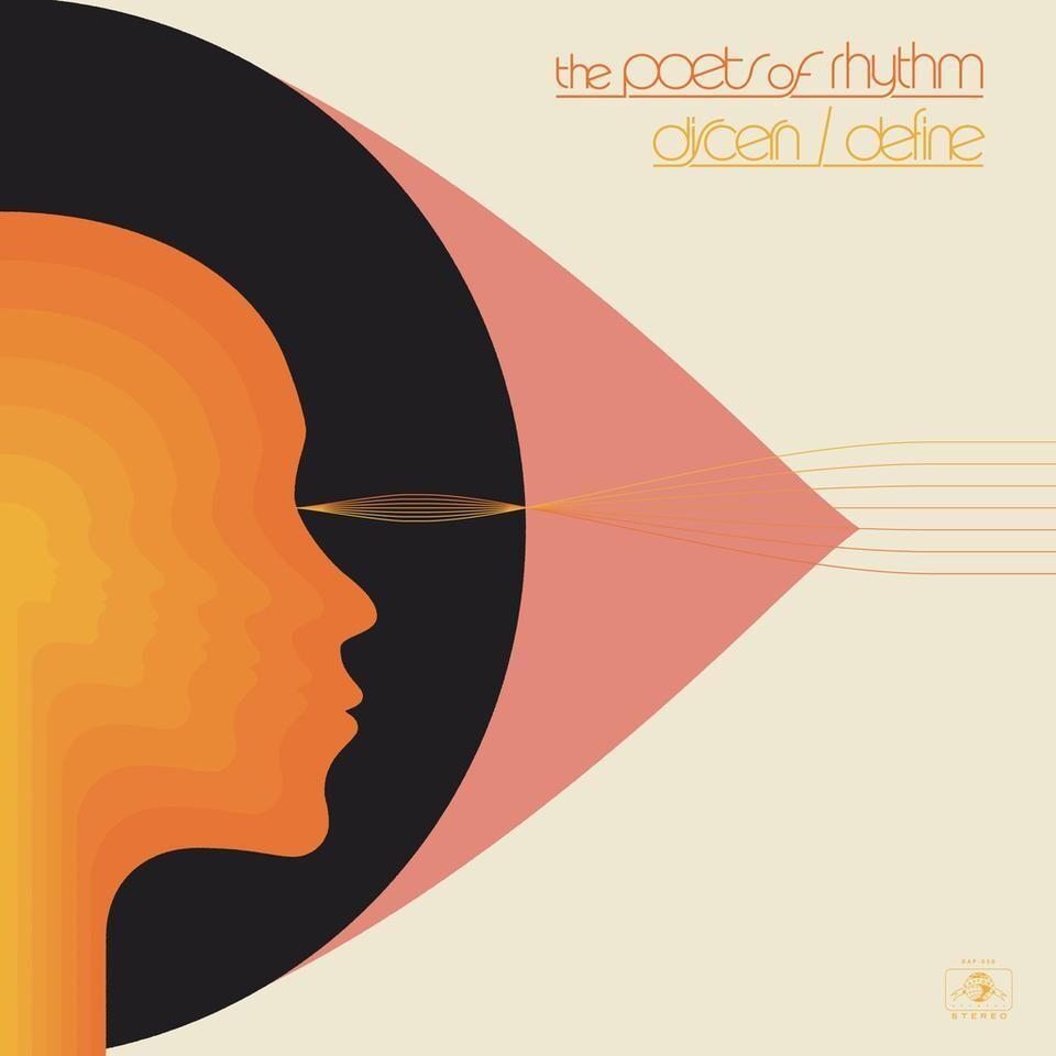 """Poets Of Rhythm """"Discern/Define: 20th Anniv. Ed."""" *Ltd. Cosmic Peach Vinyl*"""