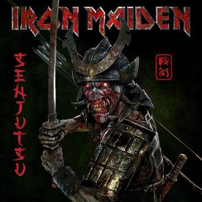 """Iron Maiden """"Senjutsu"""" {3xLPs!} *180g*"""
