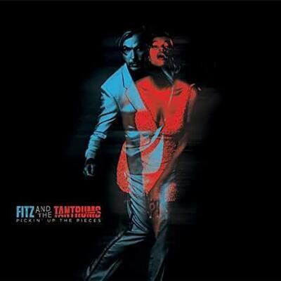 "Fitz & The Tantrums ""Pickin' Up The Pieces"" *Red/Blue Split Vinyl!*"