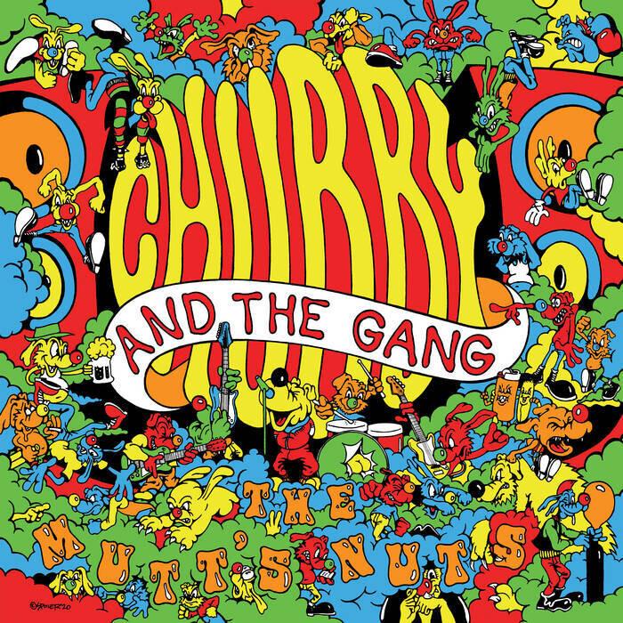 "Chubby & The Gang ""The Mutt's Nuts"" *oRaNgE ViNyL!*"