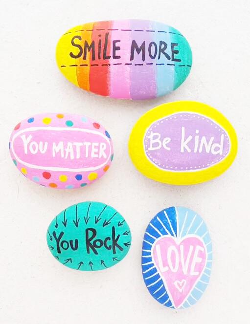 Paint Rocks Kits