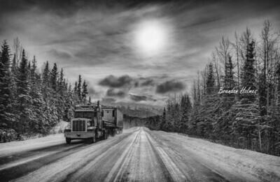 Snow Trucker