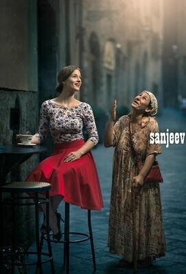 Beggar and the Princess