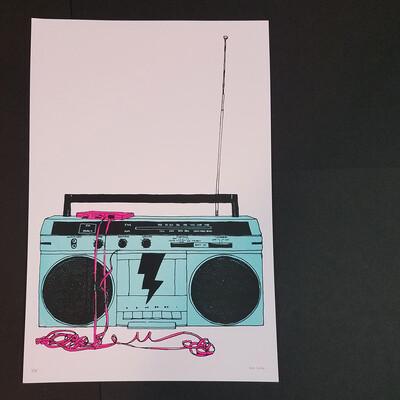 RADIO RADIO poster