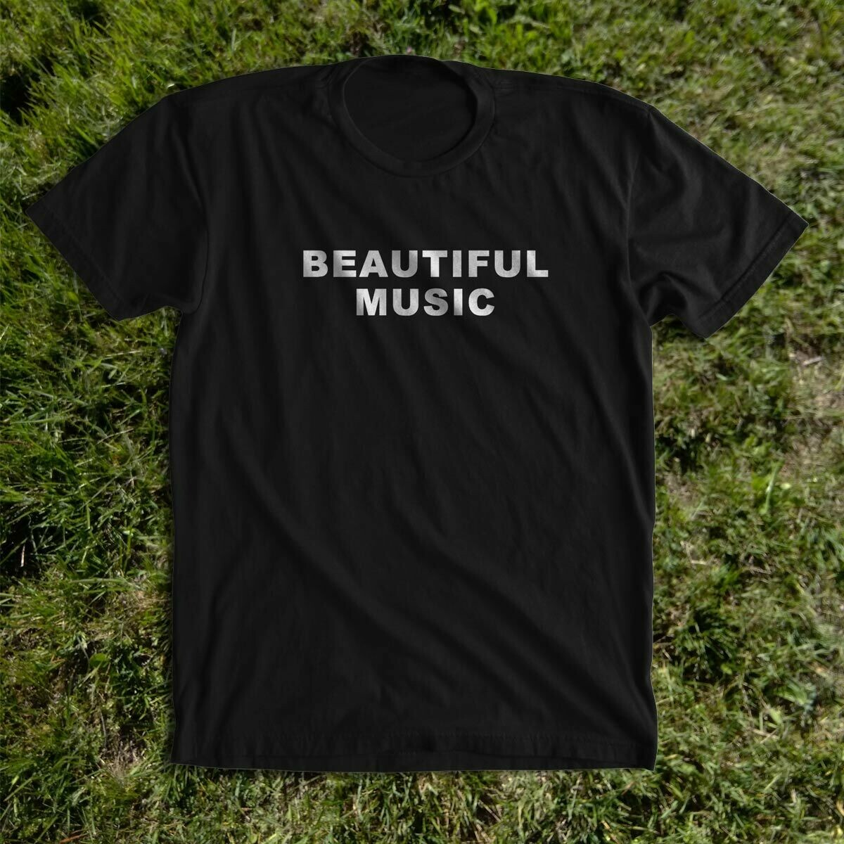 BEAUTIFUL MUSIC shirt
