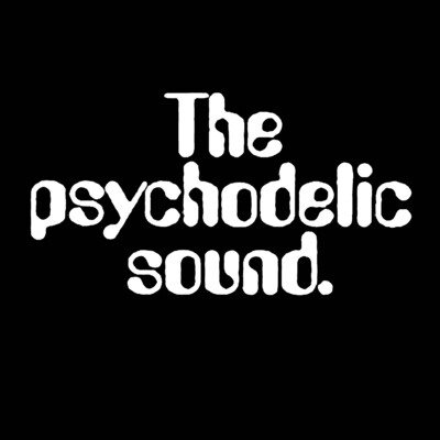 PSYCHODELIC SOUND shirt
