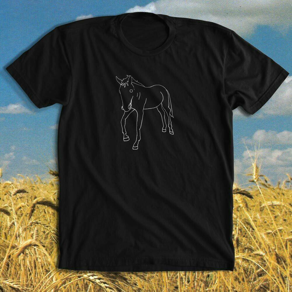 HORSE #1 black shirt