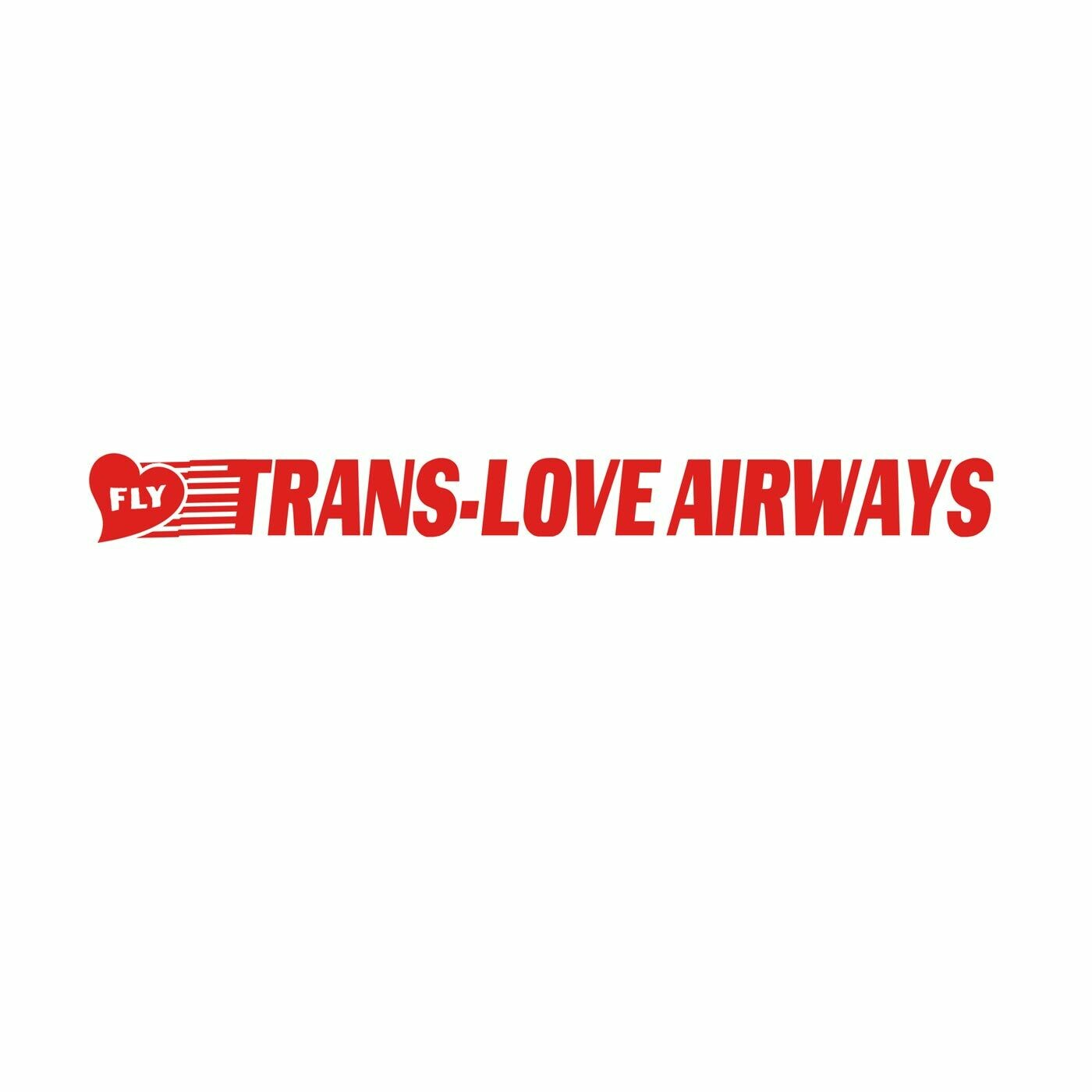 TRANS-LOVE AIRWAYS shirt