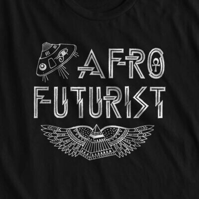 AFRO-FUTURIST shirt