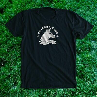 fancy UNICORN CLUB shirt