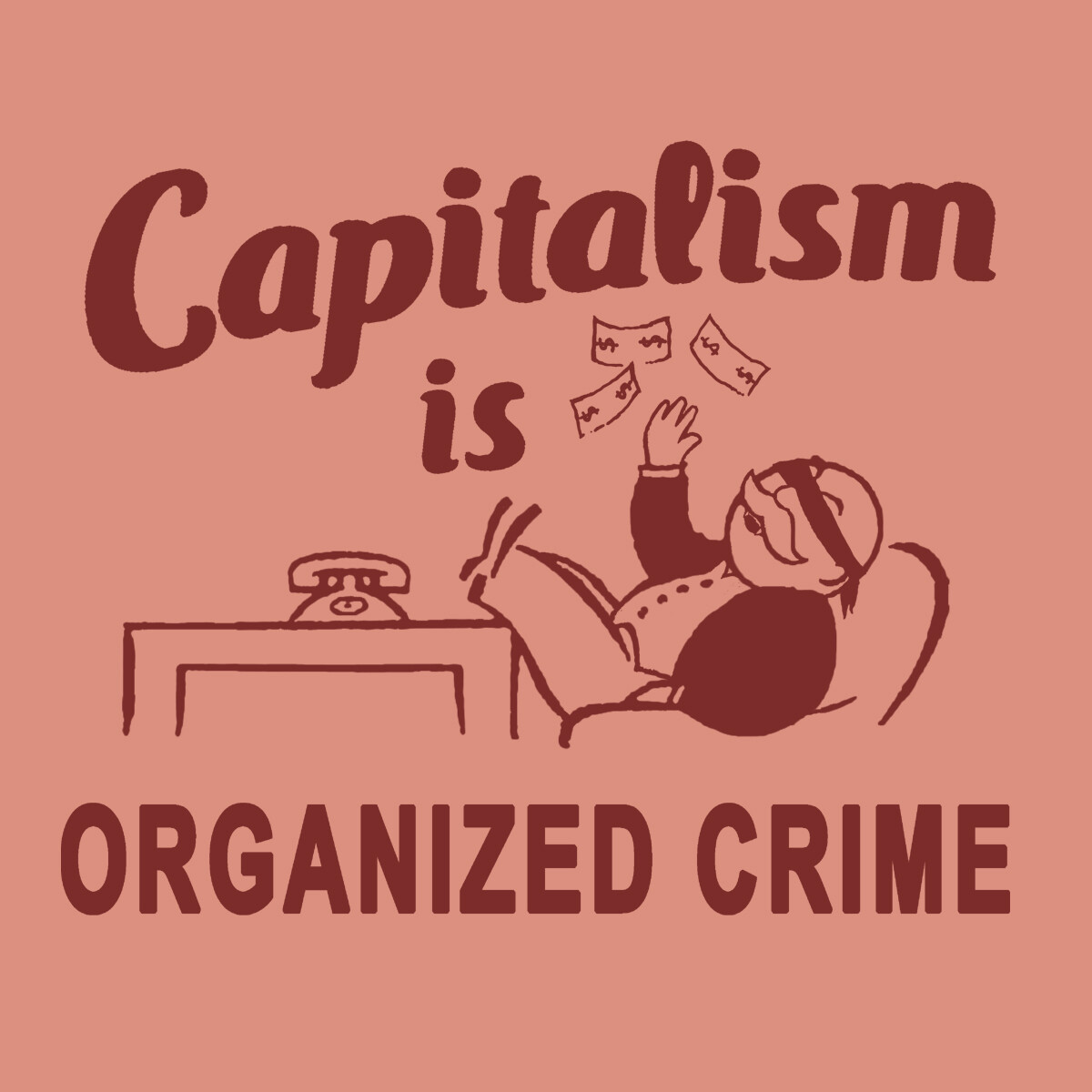 CAPITALISM the shirt