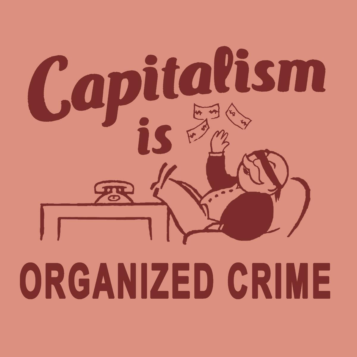 CAPITALISM the shirt