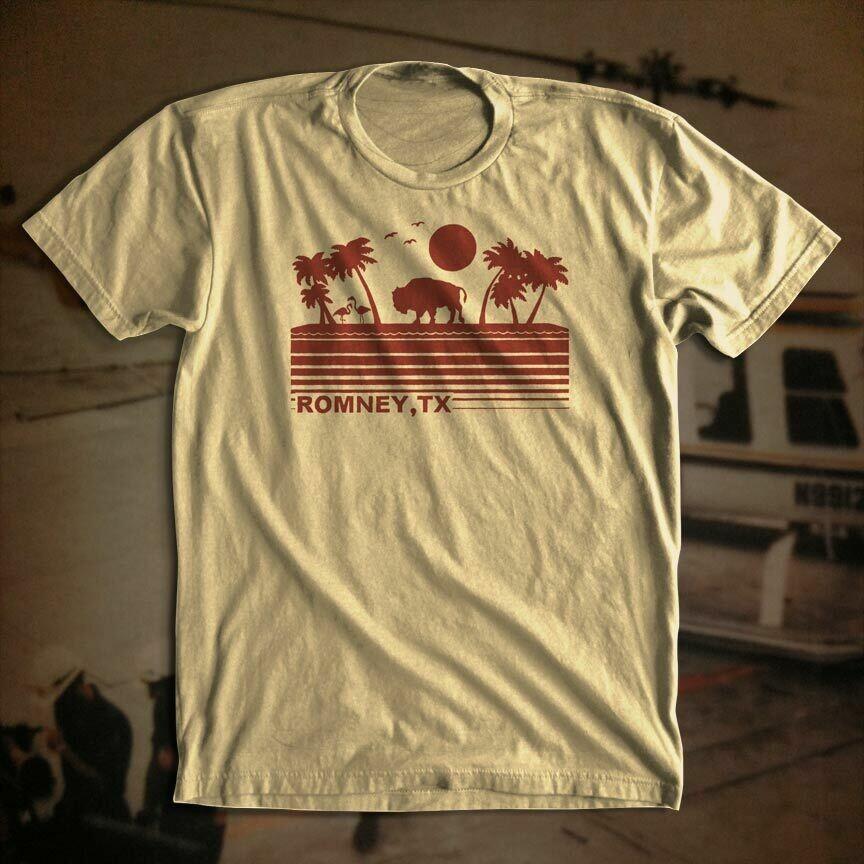 ROM BEACH shirt