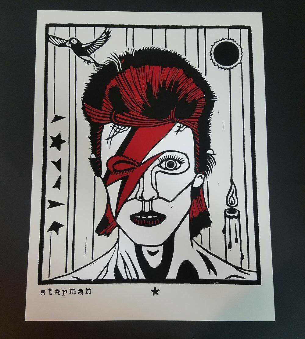 STARMAN -poster