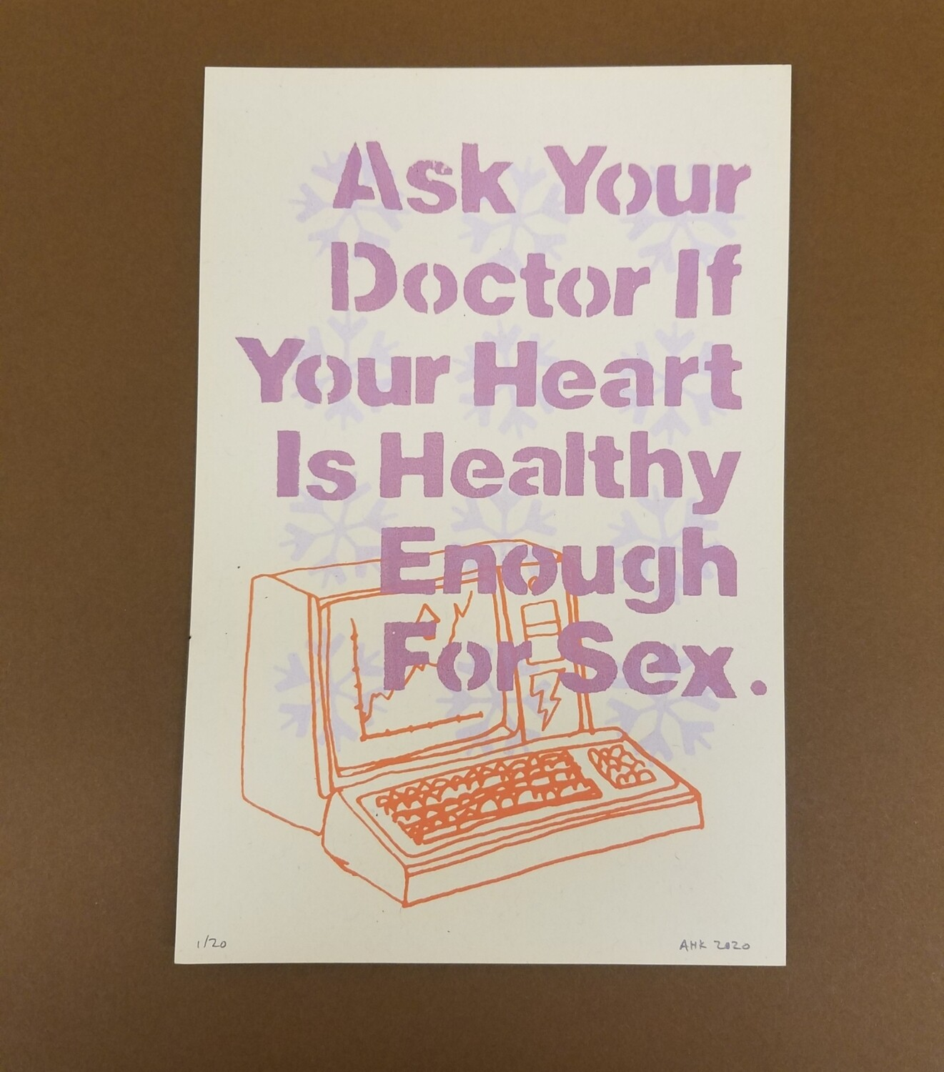 ASK YOUR DOCTOR mini print