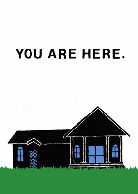 """""""You Are Here"""" DVD"""